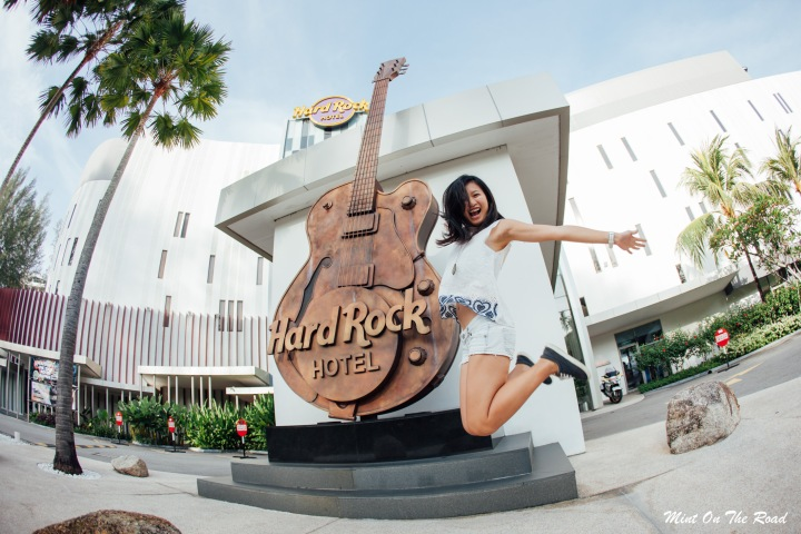 Hard Rock Hotel Penang|Let's Rock N Roll