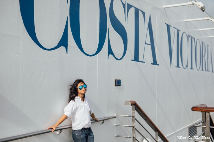 Costa Victoria|Offline 上一堂意大利慢活课(上)