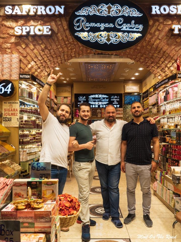 Istanbul|必逛市集与土耳其男的5种创意搭讪法