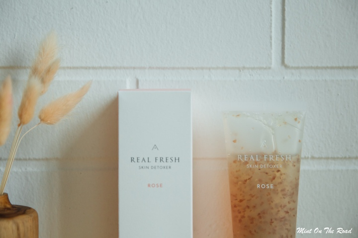 Althea|Real Fresh Skin Detoxer|超省时10秒完成保养的秘密