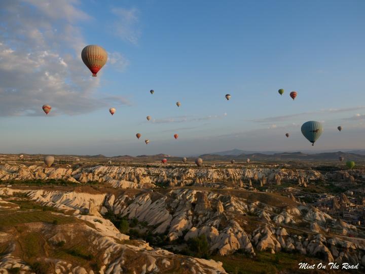 土耳其|RM1000一小时的热气球值得体验吗?