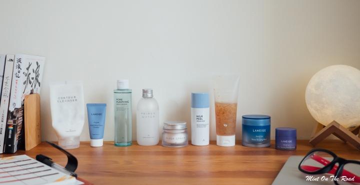 1月好物|Daily Skincare Routine