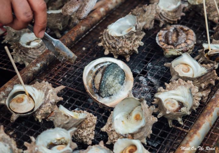 九州|呼子朝市|寻找鱿鱼的100种吃法