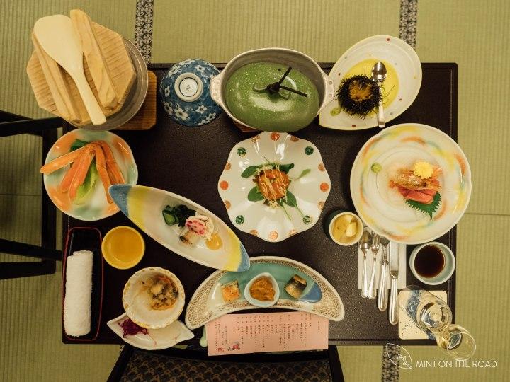 日本东北|Minamisanriku Hotel Kanyo|高级怀石料理