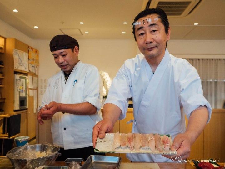 日本东北|气仙沼渔港|DIY寿司