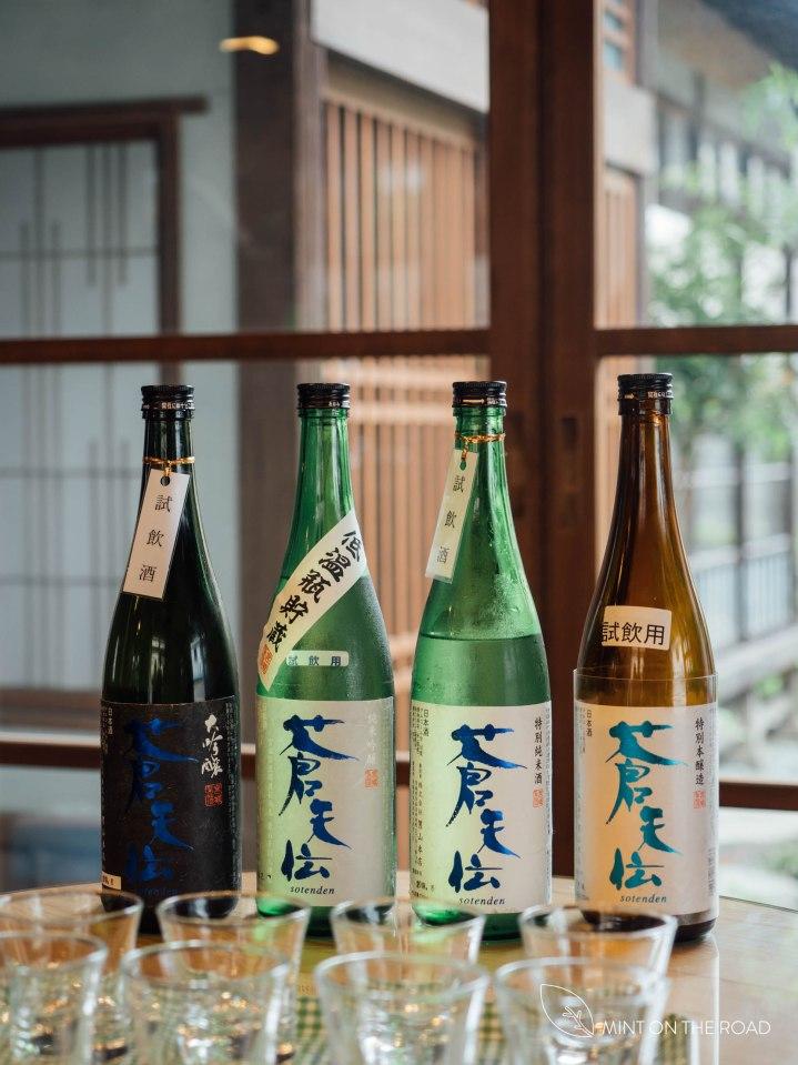 日本东北|气仙沼|存放在海里的清酒