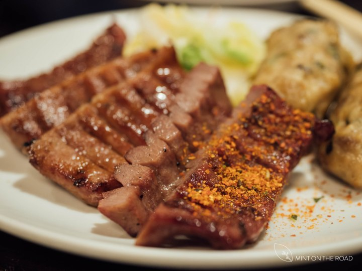 日本东北|仙台美食|善治郎牛舌