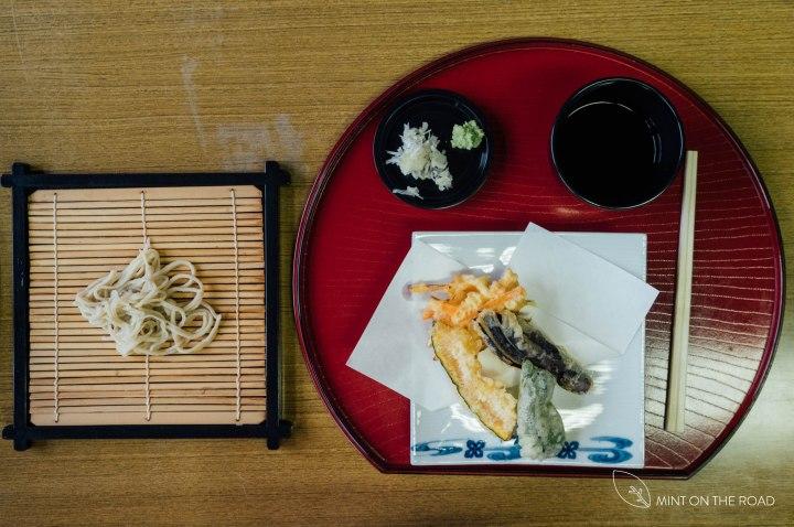 日本东北|气仙沼|荞麦面学校与居酒屋