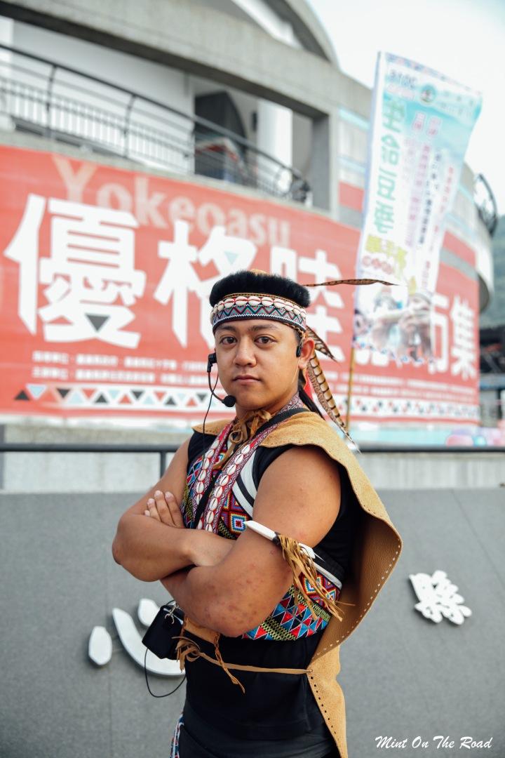 阿里山|邹族文化之旅(上)