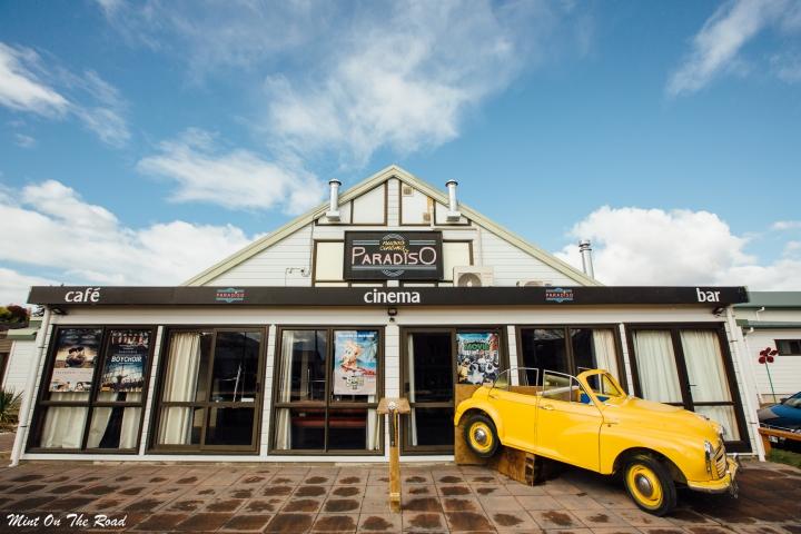 Wanaka|Cinema Paradiso |一间有中场休息的电影院