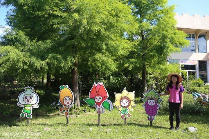 童话村有机休闲农场|童言童语