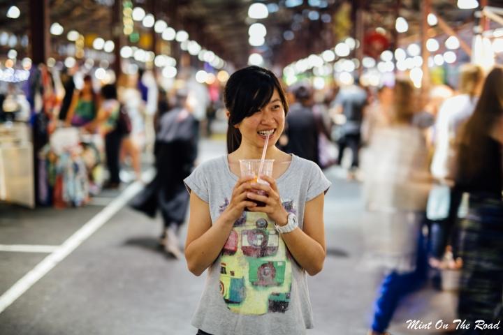 Melbourne|Queen Victoria Market快给我Sangria